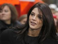 "<p>Ashley Greene speaks during an appearance on NBC's ""Today"" show in New York, November 24, 2009. REUTERS/Brendan McDermid</p>"