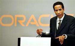 <p>Charles E. Phillips, Jr., presidente della Oracle Corporation</p>