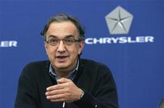 <p>Sergio Marchionne, amministratore delegato di Chrysler-Fiat, in foto d'archivio. REUTERS/Rebecca Cook</p>