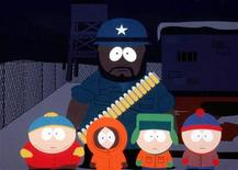 <p>Alcuni personaggi di South Park. REUTERS/STR New</p>