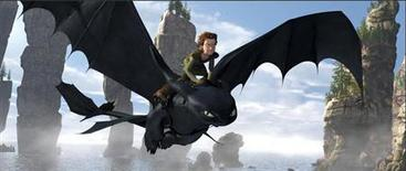 "<p>A scene from ""How to Train Your Dragon"". REUTERS/DreamWorks Pictures</p>"