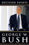 """<p>El ex presidente de Estados Unidos, George W. Bush, en visto en la portada de su autobiografía llamada """"Decision Points"""", en esta fotografía entregada a Reuters. Abr 26 2010. George W. Bush, cuya presidencia de Estados Unidos estuvo marcada por los ataques terroristas del 11 de septiembre y por las guerras en Irak y Afganistán, lanzará una autobiografía el 9 de noviembre, informó el lunes su editorial. REUTERS/Handout</p>"""