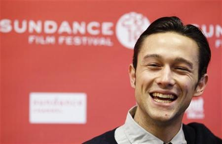 Actor Joseph Gordon-Levitt arrives for the premiere of the film ''Hesher'' during the 2010 Sundance Film Festival in Park City, Utah, January 22, 2010. REUTERS/Lucas Jackson