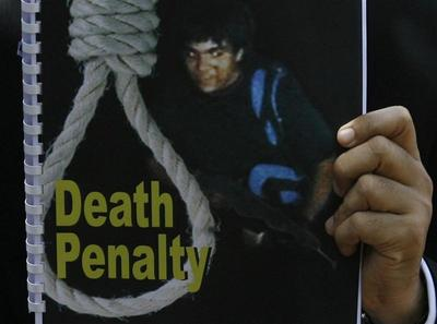 Kasab gets death penalty
