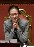 <p>Il ministro dell'IStruzione Maria Stella Gelmini (foto d'archivio). REUTERS/Tony Gentile</p>