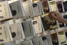 <p>Salone del Libro di Torino 2009. REUTERS/Alessandro Garofalo</p>