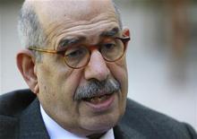 <p>ElBaradei in una foto d'archivio. REUTERS/Asmaa Waguih (EGYPT - Tags: POLITICS SOCIETY HEADSHOT)</p>