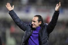 <p>Prandelli in una foto d'archivio. REUTERS/Marco Bucco (ITALY SPORT SOCCER)</p>
