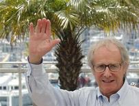 """<p>O diretor britânico Ken Loach recebeu a cobiçada Palma de Ouro de Cannes em 2006 com o drama irlandês """"Ventos da Liberdade"""". 21/05/2010 REUTERS/Christian Hartmann</p>"""