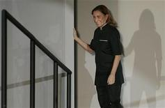 <p>Miuccia Prada, stilista di Prada e di Miu Miu, in foto d'archivio. REUTERS/Alessandro Garofalo</p>