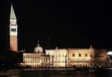 <p>Una immagine di piazza San Marco a Venezia REUTERS/Manuel Silvestri</p>