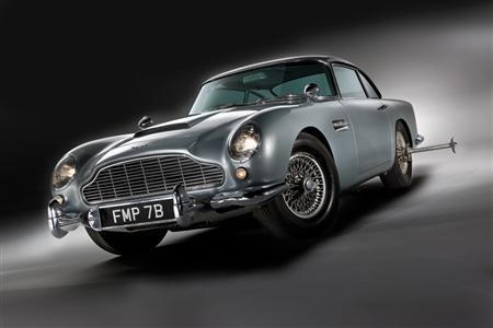 Most Famous Car Bonds Aston Martin For Sale - 1964 aston martin for sale