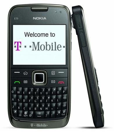 A T-Mobile phone is seen in a handout photo. REUTERS/PRNewswire/Handout