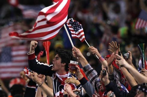 Team USA: the comeback kids