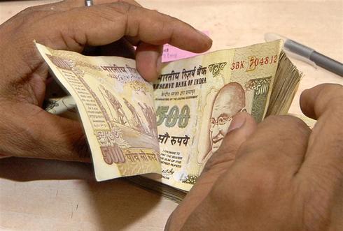 Rupee gets a new symbol