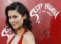 "<p>Atriz Mary Elizabeth Winstead em estreia do filme ""Scott Pilgrim vs. the World"" em Hollywood. 27/07/2010 REUTERS/Danny Moloshok</p>"