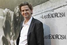 "<p>Director of the movie Daniel Stamm poses at the premiere of ""The Last Exorcism"" at the Arclight theatre in Hollywood, California August 24, 2010. REUTERS/Mario Anzuoni</p>"