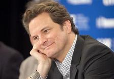 """<p>Actor Colin Firth attends a news conference to promote the film """"The King's Speech"""" during the 35th Toronto International Film Festival September 11, 2010. REUTERS/Fred Thornhill</p>"""