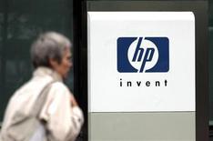 <p>Hewlett-Packard a conclu lundi un accord pour le rachat du spécialiste de la sécurité informatique ArcSight pour 1,5 milliard de dollars en numéraire. /Photo d'archives/REUTERS/</p>