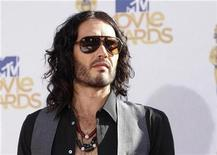 <p>Russell Brand arrives at the 2010 MTV Movie Awards in Los Angeles June 6, 2010. REUTERS/Danny Moloshok</p>
