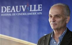 "<p>David Chase, screenwriter and producer of the television series, ""The Sopranos,"" poses during a photocall at the 36th American film festival in Deauville September 4, 2010. REUTERS/Vincent Kessler</p>"