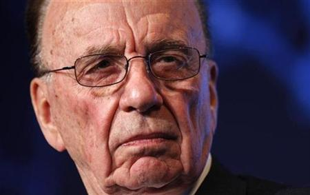 News Corporation Chairman and CEO Rupert Murdoch in Washington, November 16, 2009. REUTERS/Kevin Lamarque