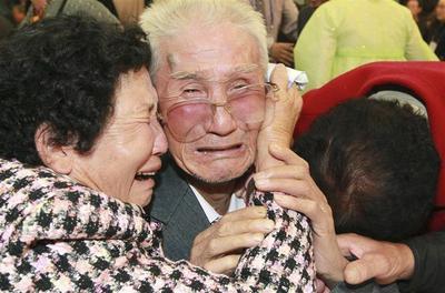 Korean family reunions