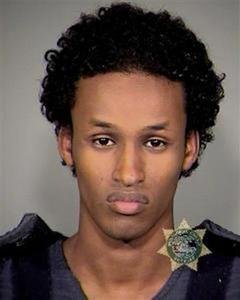 Booking photo of Mohamed Osman Mohamud, 19, provided by the Multnomah County Sheriff's Office November 27, 2010. REUTERS/Multnomah County Sheriff's Office/Handout