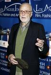 """<p>Diretor italiano Mario Monicelli no 2o festival de cinema """"Los Angeles, Italia"""" em Hollywood, em 2007. O cineasta de 95 anos morreu nesta segunda-feira ao pular da janela de seu hospital. 18/02/2007 REUTERS/Gene Blevins/Arquivo</p>"""