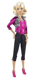 The Barbie Video Girl doll is shown in this undated publicity photo released to Reuters December 6, 2010. REUTERS/Mattel/Handout