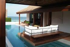 <p>Putahracsa - La Canna Pool Villa in Thailand is seen in a handout photo. REUTERS/Handout</p>