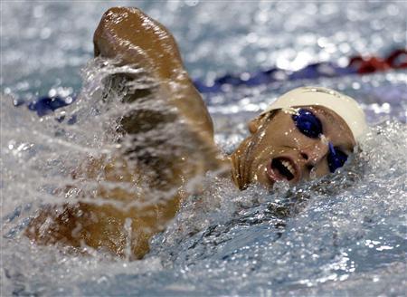 Ian Thorpe Targets London Olympics For Comeback Reuters