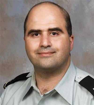 Major Nidal Malik Hasan in an undated photo. REUTERS/Uniformed Services University of the Health Sciences