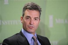 "<p>Daniel Loeb, CEO, Third Point LLC, participates in the ""Financial Firms: Past, Present and Future"" panel at the 2010 Milken Institute Global Conference in Beverly Hills, California April 27, 2010. REUTERS/Phil McCarten</p>"