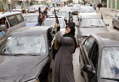 Libya in conflict
