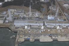 """<p>Аварийная АЭС """"Фукусима-1"""", 20 марта 2011 года. Японии следует увеличить зону эвакуации у аварийной АЭС """"Фукусима-1"""" из-за растущих уровней радиации, сообщили наблюдатели ООН и Агентство по ядерной безопасности Японии. REUTERS/Air Photo Service</p>"""