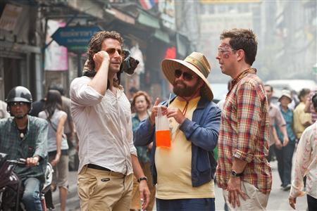 A scene from ''The Hangover: Part II''. REUTERS/Warner Bros Pictures