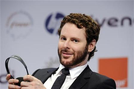 Founders Fund Managing Partner Sean Parker attends the eG8 forum in Paris May 25, 2011. REUTERS/Gonzalo Fuentes