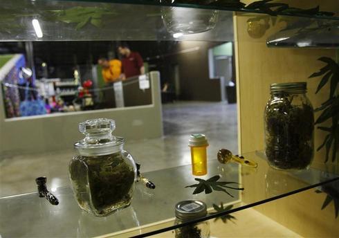 Marijuana merchandise