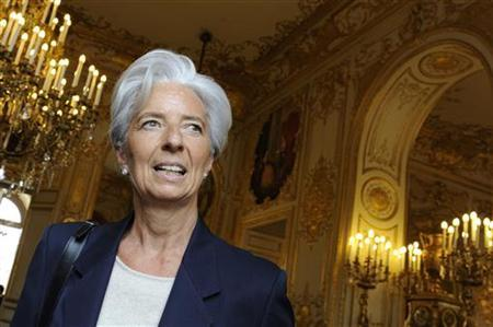 Lagarde likely to be next IMF chief: report