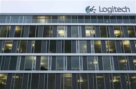 Logitech headquarters are pictured in Morges near Lausanne January 6, 2009. REUTERS/Denis Balibouse