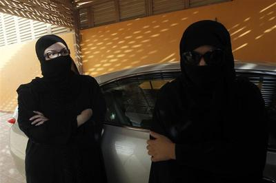 Women drivers of Saudi Arabia