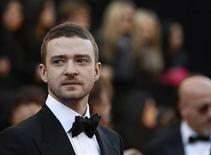 <p>Singer Justin TImberlake arrives at the 83rd Academy Awards in Hollywood, California, February 27, 2011. REUTERS/Lucas Jackson</p>