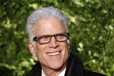 """<p>Foto archivo del actor Ted Danson a su llegada al evento """"Green Auction: Bid To Save The Earth"""" de la casa Christie's en Nueva York, mar 29 2011. La estrella de """"Cheers"""" Ted Danson se unirá a la serie de forenses """"CSI: Investigación de la Escena del Crimen"""" en sustitución de Laurence Fishburne, según dijo la CBS el miércoles. REUTERS/Lucas Jackson</p>"""