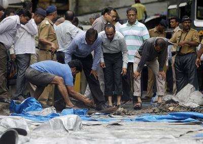 Blasts rock Mumbai