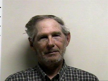 Philip Todd Beavers, who sat in a jail under the name ''John Doe'' for over three weeks because he would not reveal his true identity, in a photo courtesy of the Utah County Sheriff's Office. REUTERS/Handout