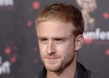 """<p>Cast member Ben Foster attends the premiere of """"30 Days of Night"""" at Grauman's Chinese Theatre in Hollywood October 16, 2007. REUTERS/Phil McCarten</p>"""
