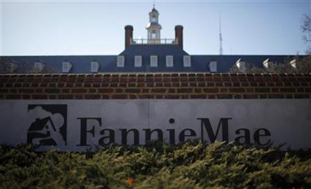 The Fannie Mae headquarters in Washington, February 11, 2011. REUTERS/Molly Riley