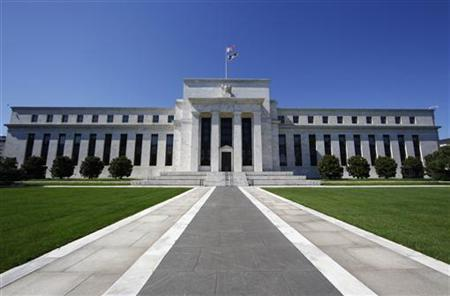 The Federal Reserve building in Washington, June 29, 2011. REUTERS/Jim Bourg