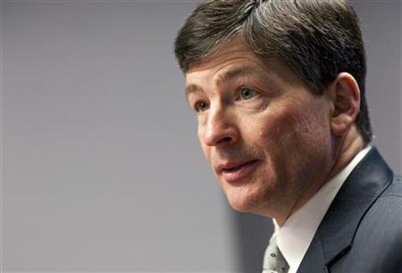Representative Jeb Hensarling, (R-TX), speaks during a Reuters Finance Summit in Washington February 28, 2011. REUTERS/Joshua Roberts